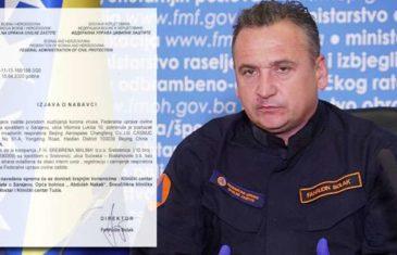 """Fokus.ba saznaje: Solak je """"FH Srebrenu malinu"""" proglasio ovlaštenom za uvoz respiratora"""