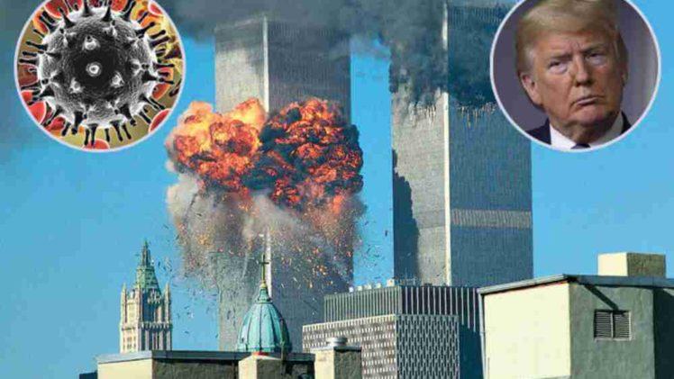 ZA OBAVJEŠTAJCE SAD KORONA JE VEĆI NEUSPJEH NEGO 11. SEPTEMBAR: Sve su znali mjesecima unaprijed, Tramp ignorisao upozorenja!