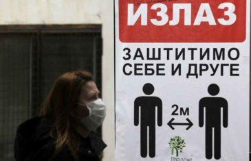 KATASTROFA U SRBIJI: Koronavirusom u jednoj ustanovi zaraženo još 19 zdravstvenih radnika, sada ih je ukupno 86…