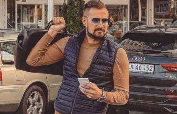 FIKRET HODŽIĆ, TV VODITELJ, MALINAR I RESPIRATOR-EFENDIJA: I prije četiri godine, ova seoska varalica bila je u centru skandala, ali tada s majicama koje je…