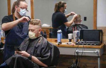 UPOZORENJE MINISTARSTVA ZDRAVSTVA FBiH: Kako se od 1. maja morati ponašati u frizerskim salonima, buticima odjećom, servisnim radnjama…
