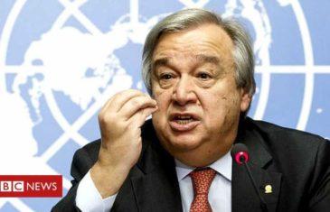 """JEZIVO UPOZORENJE UN-a: """"Moglo bi doći do smrti više stotina hiljada djece…"""""""