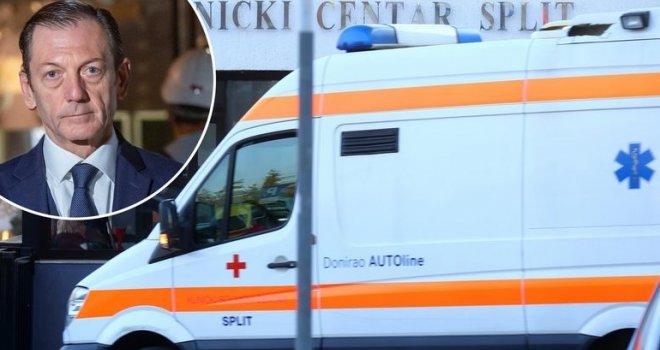 Vozač odbio prevesti pacijenta sa sumnjom na koronu, za volan Hitne sjeo direktor bolnice: Kako se oblači ovo odijelo…?
