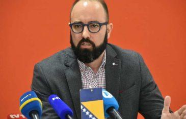 Damir Mašić: U Sarajevu pacijenti umiru kod kuće jer ih ne testiraju, tražit ću istragu za slučaj iz Briješća