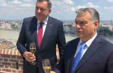 NIJEMCI RAZOTKRILI DODIKOVOG PRIJATELJA: Mađarska koristi pandemiju kako bi povećala utjecaj u susjedstvu…