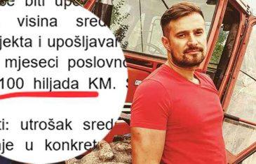 Fikret Hodžić dobio 200.000 KM poticaja od federalnog ministarstva