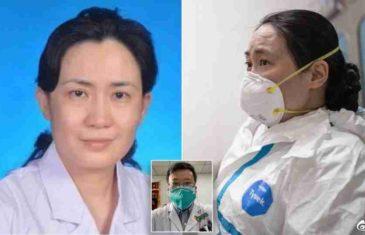 NESTALA HRABRA ŠEFICA HITNE IZ WUHANA: Doktorici Ai Fen izgubio se svaki trag nakon šokantnog intervjua!