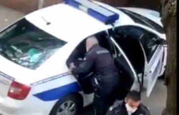 """""""TO NIJE POLICIJA KAKVU…"""": Nakon skandaloznog snimka na kojem policajac šamara muškarca oglasio se i Vučićev ministar…"""