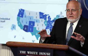 STRAŠNA PROGNOZA IZ AMERIKE: Doktor Robert Redfield govorio o podudaranju koronavirusa sa sezonskom gripom