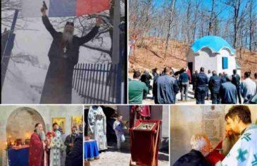 NA RUBU PAMETI: Srpska pravoslavna crkva u SREBRENICI organizirala okupljanje u vrijeme pandemije, PODRŠKU PRUŽILA I POLICIJA…