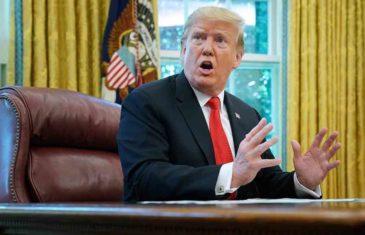 ŠTA SE IZA BRDA VALJA: Evo šta sprečava Donalda Trumpa da sam sebi izda…
