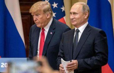 OVO SE NIKADA PRIJE NIJE DESILO: Putin i Trump objavili zajedničko saopštenje…