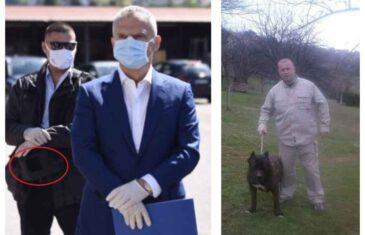 """MIRNO SPAVAJ, NANO, SVE JE BLINDIRANO: """"SB"""" otkriva kako je Radončić organizirao ličnu zaštitu na svom imanju u selu Nebočaj!"""