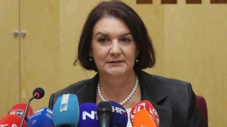 """GORDANA TADIĆ, PO NARUDŽBI DODIKA I ČOVIĆA: """"Treba malo preispitati i Sud BiH, ne vidim da ih iko spominje"""""""