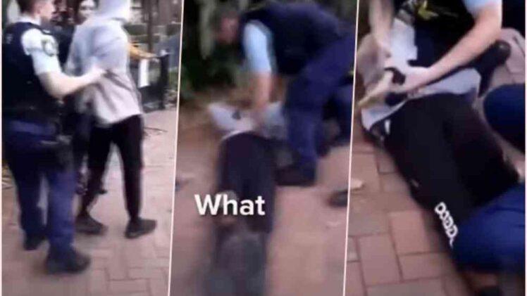I AUSTRALIJA DOBILA SVOG DŽORDŽA FLOJDA: Snimak policijske brutalnosti nad aboridžinskim dječakom zapalio zemlju