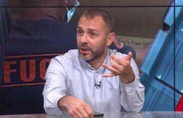 "AVDO AVDIĆ IDE DO KRAJA: ""Gordana Tadić u misiji rušenja sigurnosnog sistema BiH…"""