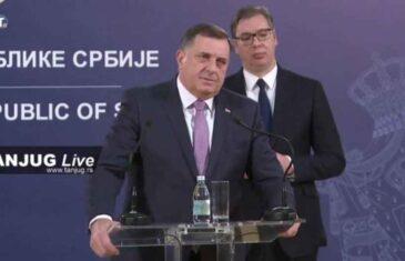 """DODIK PROLUPAO: Zalaže se za """"izvorni Dejton"""" i za pravo svih Srba na nacionalno i državno okupljanje!"""