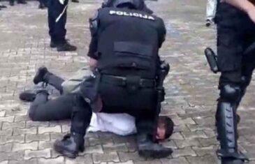 NAPETO U CRNOJ GORI: Uhapšene 23 osobe u Budvi, povrijeđeni policajac, savjetnik bivšeg gradonačelnika…