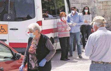 OVO BI MOGLA BITI LEKCIJA ZA SVE: Ljekar objasnio zašto je epidemija ponovo buknula u Sjevernoj Makedoniji