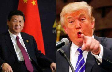 """GROM IZ VEDRA NEBA: Washington objavio novu """"crnu listu"""", na njoj su poznati kineski…"""