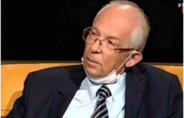 DR KON NIKAD ISKRENIJE O SVOM PORJEKLU: U svim previranjima, Jevreji su krivi za sve, na Balkanu tu ulogu imaju Srbi