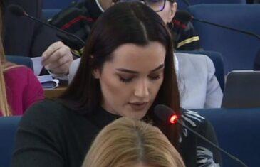 Arijana Memić podnijela inicijativu za smjenu Sebije Izetbegović sa čela KCUS-a: Evo kompletnog spiska razloga za to