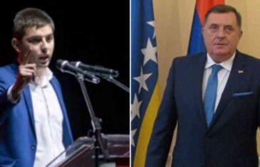 """DODIKOV BOŠNJAK OTVORENO PRIJETI: """"Veto će biti uložen na svako kršenje prava Republike Srpske, kada Dodik poziva na vitalni interes, to je znak…"""""""