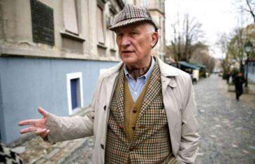 """RATNOHUŠKAČKI AKADEMIK SANU-a MATIJA BEĆKOVIĆ: """"Srušen je komunizam u jedinoj državi u kojoj je on preživeo"""""""