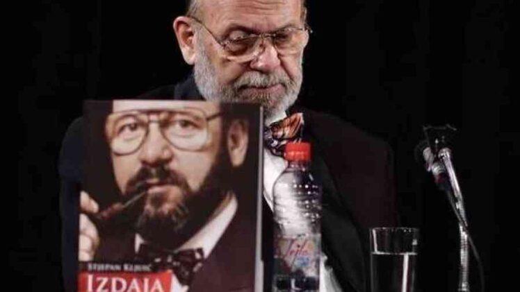 BIVŠI LIDER HDZ-a STJEPAN KLJUJIĆ: Svi su zaboravili da su Muslimani odbili poslati Beogradu…