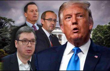 NOVO HLAĐENJE ZA PREDSJEDNIKA SRBIJE: Donald Trump obećao da će primiti Vučića, ali tek kad potpiše…