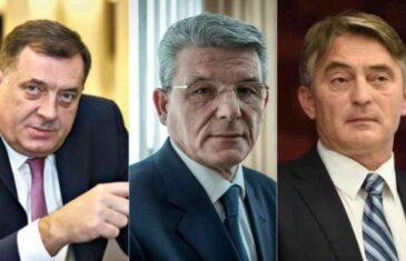 GORI; KOMŠIĆ I DŽAFEROVIĆ GLASALI ZA PRIZNANJE KOSOVA: Sada je dva prema jedan, Dodik može izaći pred NSRS i…