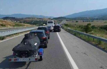 OPŠTI KOLAPS NA GRANICI SA ALBANIJOM: Više od 7.000 stanovnika prešlo preko! OVO JE RAZLOG