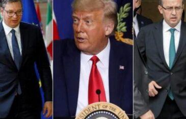 Šta su zaista potpisali Vučić i Hoti na sastanku sa Trumpom: Pred očima javnosti tekst sporazuma…