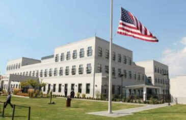 DOSTA VIŠE O RAZLAZU I RATU Ambasada SAD o Dodikovim i Izetbegovićevim izjavama: Zapaljiva retorika, opasna, neodgovorna i…