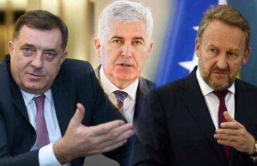 Kako da ti vjerujem Evropo: Partneri ti Aco luđak, Mile šaljivdžija, Dragan razarač i Bakir prodavač…