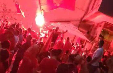 DRUŠTVENE MREŽE GORE: Crnogorci tokom skupa na Cetinju pjevali NACIONALISTIČKE PJESME Marka Perkovića Thompsona