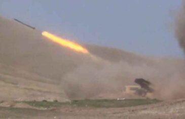 I JUTROS GORI NA GRANICI: Granate padaju po gradu Terteru, Azerbejdžan poslao posljednje upozorenje Armeniji…