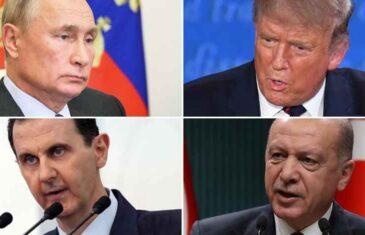 ANALIZA NJEMAČKOG RADIJA: Rat u Siriji nije Putinu donio ništa, evo kako su ga nadigrali Trump i Erdogan