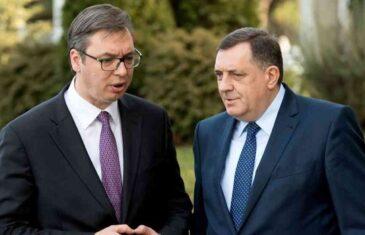 SAD JE SVE JASNO: Dodik i Vučić dio su Trumpove kampanje, kakve veze ima Palestina s Republikom Srpskom…