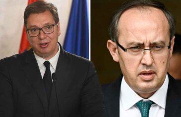 POTVRDILA BIJELA KUĆA: Aleksandar Vučić i Avdullah Hoti potpisuju sporazum…