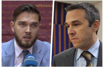 """I TATA JE, SINE: Kako je ADNAN BRANKOVIĆ, lider """"zlatne bošnjačke mladeži"""" sa najlošijim ocjenama ipak primljen na Master studije Saobraćajnog fakulteta?"""