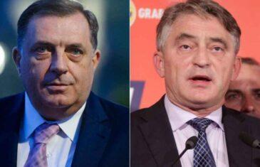 """MILORAD DODIK U EUFORIJI: """"Željko Komšić je uradio fenomenalnu stvar za…"""