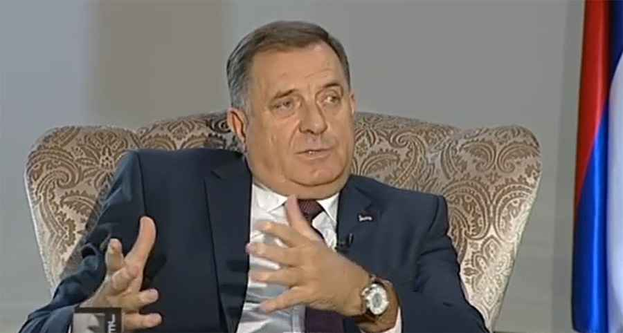 """DODIK POSLAO PORUKU SRBIMA """"GDJE GOD ONI ŽIVE"""": """"Tjeraju nas da živimo sa Bošnjacima i Hrvatima u uslovima koji su…"""