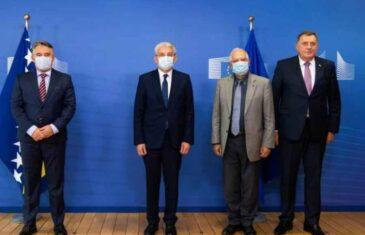 OD ZAGREBA DO BRUXELLESA: Dodikovo krunisanje kraljem bosanskim…