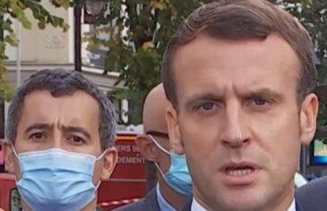 'Francuska je pod napadom! Pojačat ćemo sigurnosne mjere oko škola i više nego udvostručiti broj vojnika'