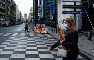 TOTALNO ZAKLJUČAVANJE: Francuska je u drugom lockdownu, stanovnici spremaju…