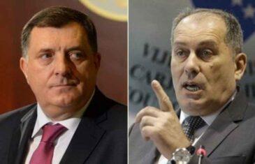 """""""BUDI BAREM JEDNOM U ŽIVOTU ČOVJEK…"""": Dodik najavio bojkot izbora, Mektić ga jednom rečenicom spustio na zemlju…"""