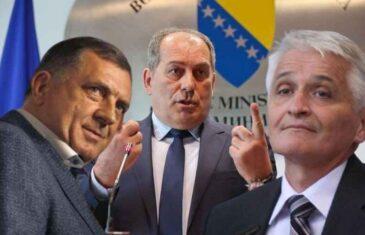 SVE GORI; MEKTIĆ SE PONOVO JAVIO: Kakav šamar za Špirića, a tek Dodika….