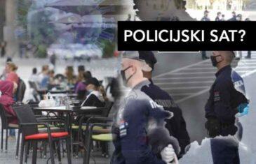 STANJE JE ALARMANTNO, SPREMA LI NAM SE POLICIJSKI SAT I LOCKDOWN?: Evo šta kaže struka…