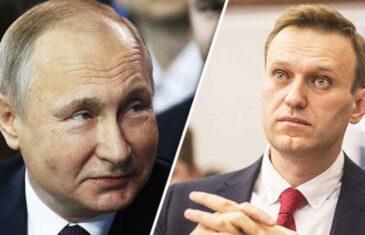 'On stoji iza mog trovanja!': Navaljni optužio Putina i opisao trenutak kad je osjetio…